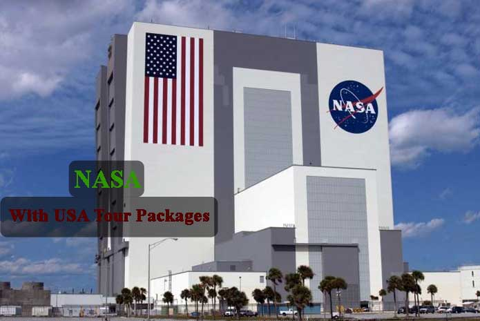 NASA : A must visit in USA Tour Packages
