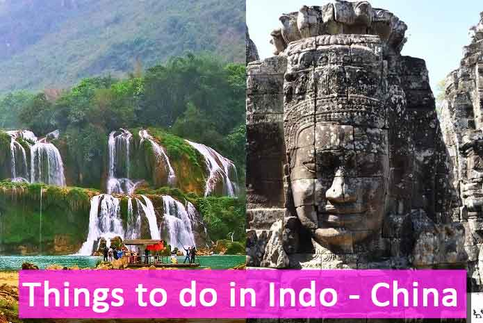 Things to do in Indo-China: Tour Packages to Vietnam & Cambodia -