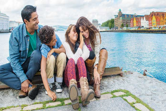 How To Plan A Trip Europe With Family