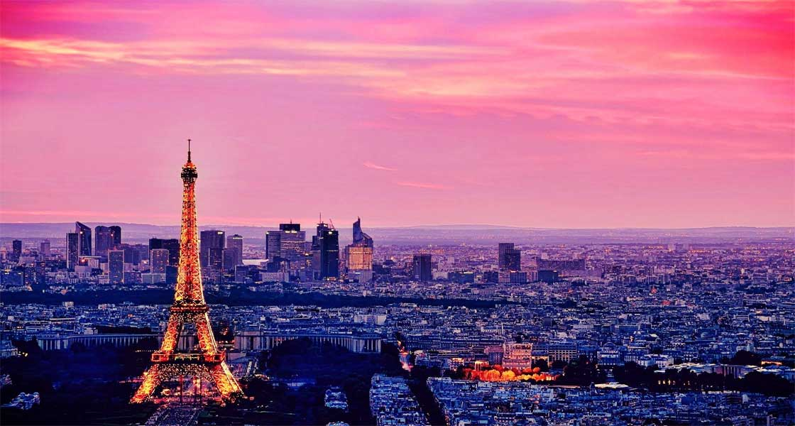 Eiffel Tower Skyline World Travel Wallpaper Hd Images Free Download 7829809928
