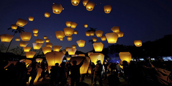 5 Reasons That Will Make You Go To The Lantern Festival at