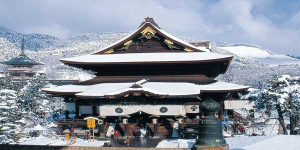 zenko-ji-shrine
