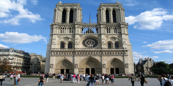 Paris-cathedral