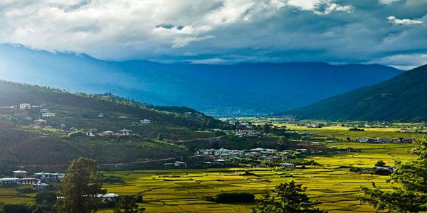 Paro-valley
