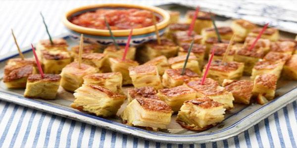 Spanish-tortila